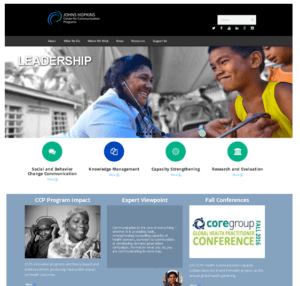 JH website