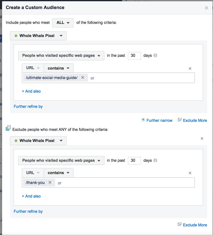 facebook retargeting facebook pixel setup