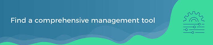 Find a comprehensive management tool