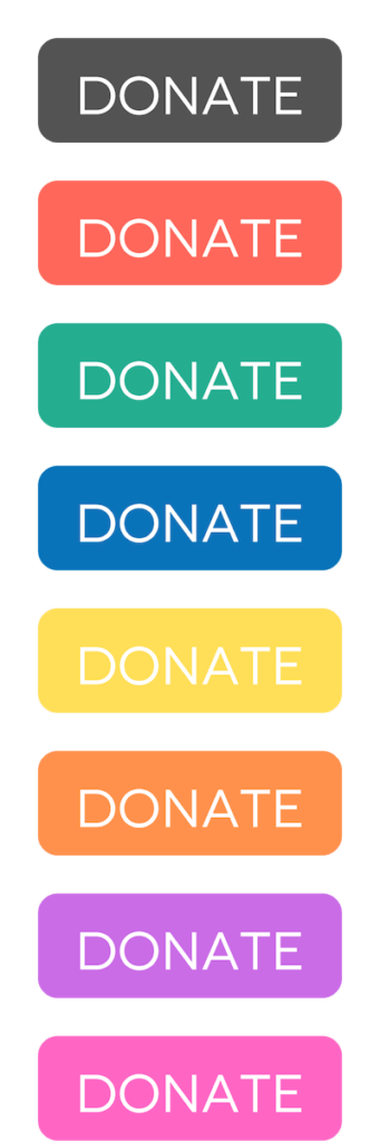 Donate button with solid background