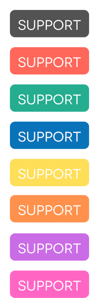 """support"" donate button image designs"